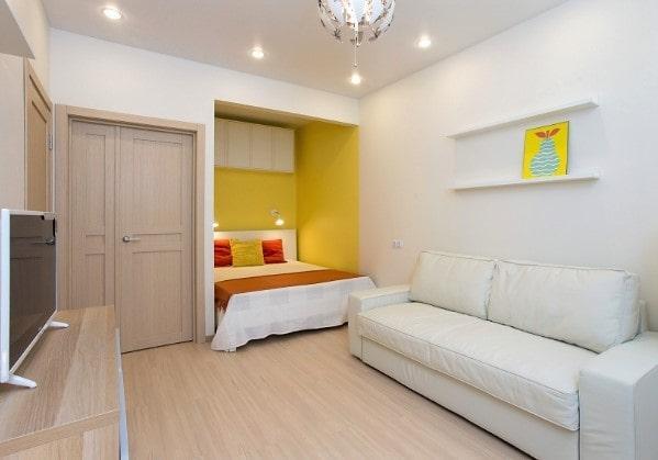 Ремонт 1 комнатной квартиры СПб