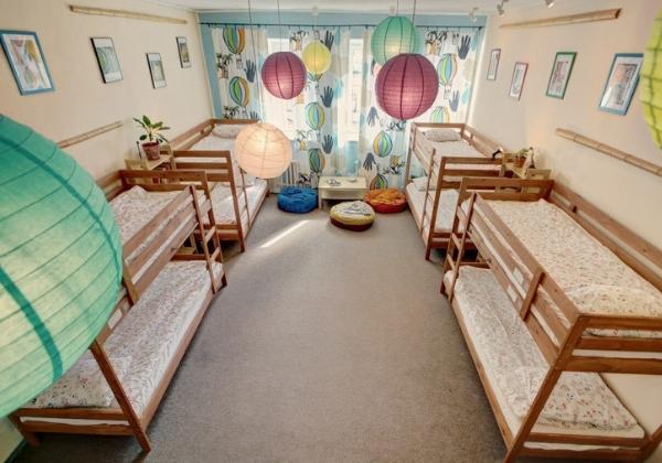 Ремонт четырехкомнатной квартиры под частный детский садик