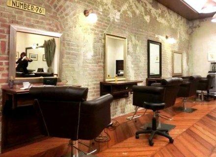 Недорогой ремонт парикмахерской в СПб