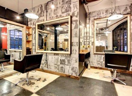Сделать ремонт в салоне красоты под ключ СПб