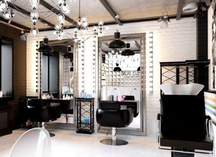 Стоимость ремонта салона красоты в СПб
