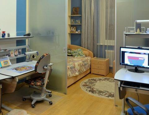 Ремонт в детской комнате Санкт-Петербург