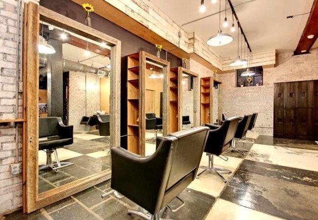 Сделать ремонт в парикмахерской СПб