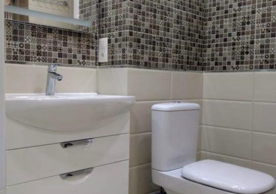 Ремонт ванной комнаты вторичный фонд