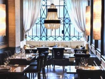 Ремонт ресторана в классическом стиле Санкт-Петербург