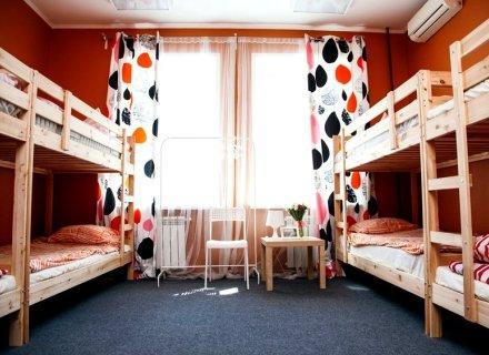 Ремонт мини отеля хостела СПб