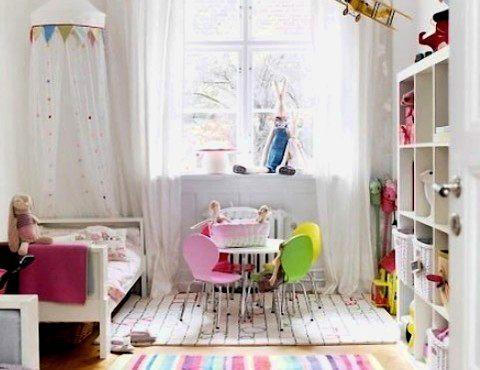 Светлый ремонт в детской Петербург