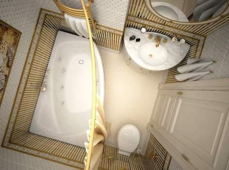 Ремонт ванной комнаты под ключ СПб