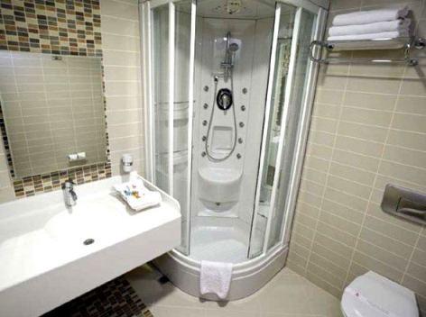 Ремонт ванной под ключ СПб