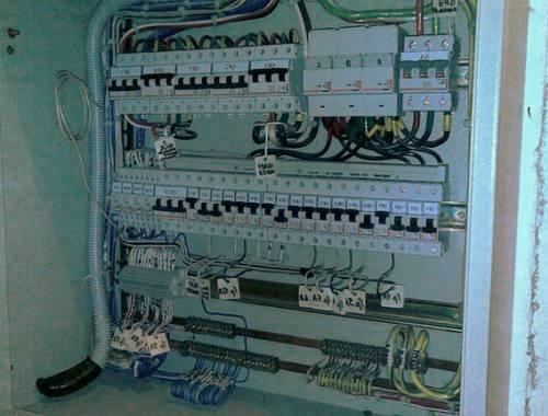 Высокотехнологичные электромонтажные работы СПб